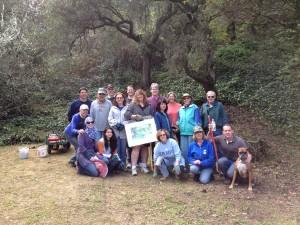 Group-Blair Park workday